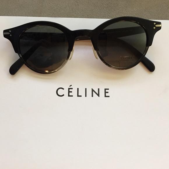 87f8ceb8ef25 Celine Julia CL 41385 s Round Sunglasses